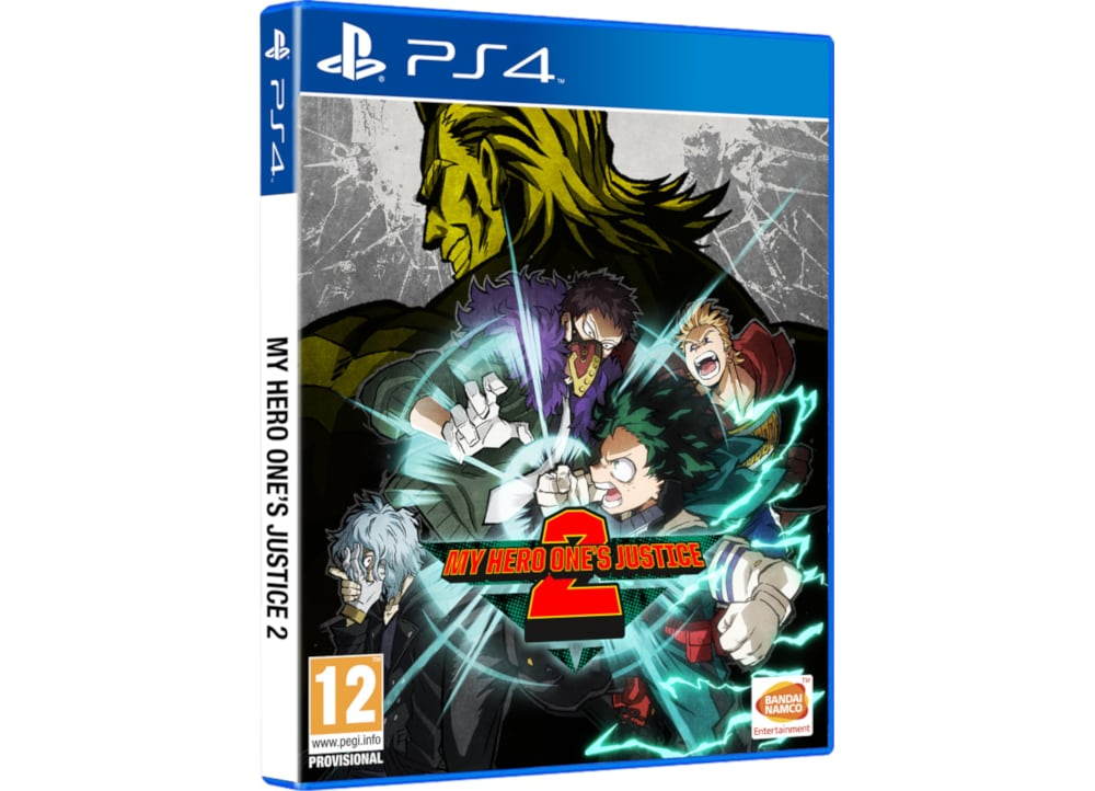 My Hero One's Justice 2 - PS4 Game