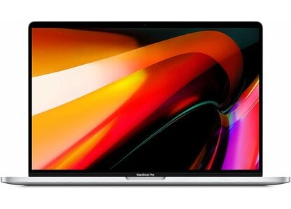"Apple MacBook Pro 16"" Retina Touch Bar (2019) (i9/16GB/1TB SSD/Radeon Pro 5500M 4GB) - Silver"