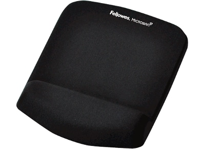 Mousepad Fellowes PlushTouch ™ Wrist Rest - Μαύρο