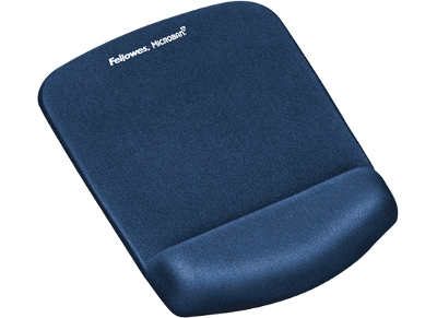 Mousepad Fellowes PlushTouch ™ Wrist Rest - Μπλε