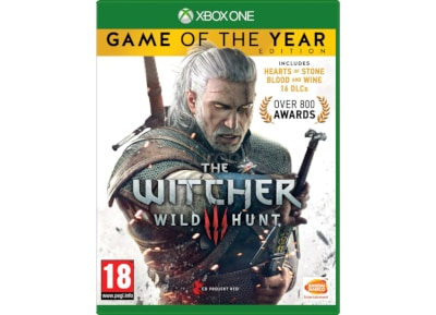 The Witcher III: Wild Hunt Game of the Year Edition - Xbox One Game