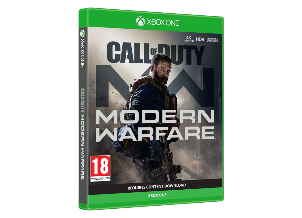 Call of Duty: Modern Warfare - Xbox One Game