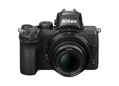 Mirrorless Nikon Z 50 APS-C 16-50mm VR Μαύρο