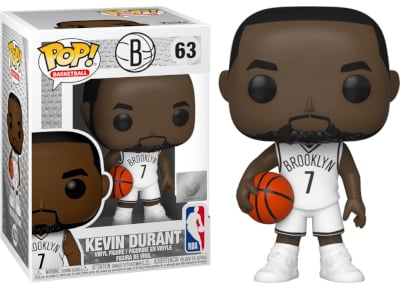 Φιγούρα Funko Pop! Sports - Brooklyn Nets: Durant 63