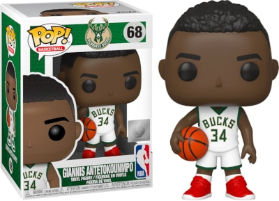 Φιγούρα Funko Pop! Sports - Bucks Antentokoumpo 68
