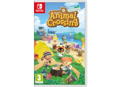 Animal Crossing New Horizons - Nintendo Switch Game