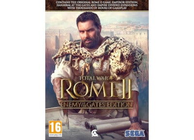 Total War Rome 2 Enemy at the Gates – PC Game