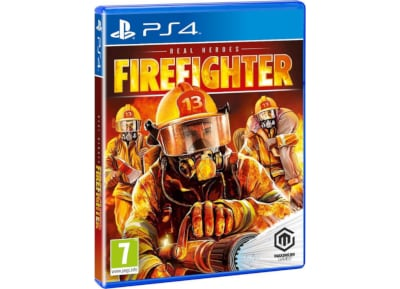 Real Heroes: Firefighter – PS4 Game