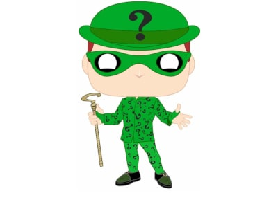 Φιγούρα Funko Pop! Superheroes - Batman Forever - Riddler