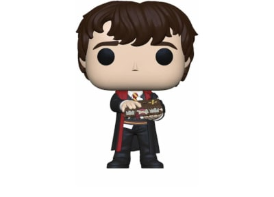 Φιγούρα Funko Pop! Movies - Harry Potter - Neville With Monster Book