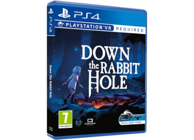 Down The Rabbit Hole – PS4/PSVR Game