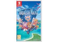 Trials Of Mana - Nintendo Switch Game