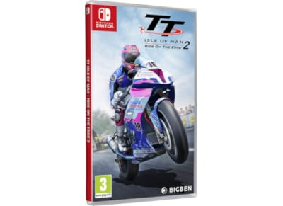 TT Isle Of Man 2 – Ride On The Edge – Nintendo Switch Game