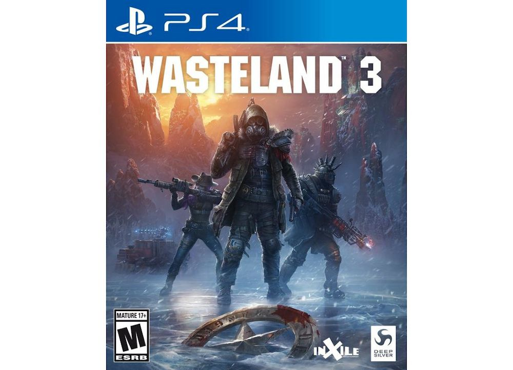 Wasteland 3 - PS4 Game