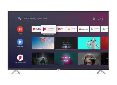 "Τηλεόραση Sharp 50"" Android TV 4K UHD LED 4T-C50BL2EF2AB"