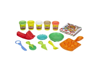 Pizza Party Play Doh