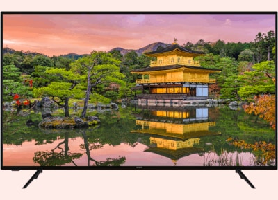 "Τηλεόραση Hitachi 55"" Ultra HD 4K LED Smart 55HK5600"