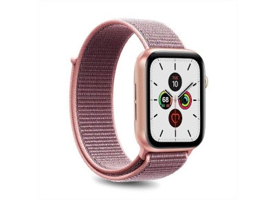 Puro Strap Apple Watch Sport Band Ροζ