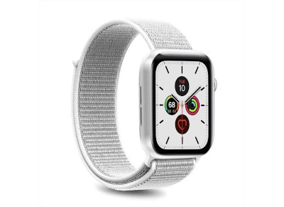 Puro Strap Apple Watch Sport Band Λευκό