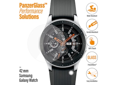 Προστασία Οθόνης Samsung Galaxy Watch - PanzerGlass 42mm