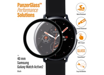 Προστασία Οθόνης Samsung Galaxy Active 2 - PanzerGlass 40 mm