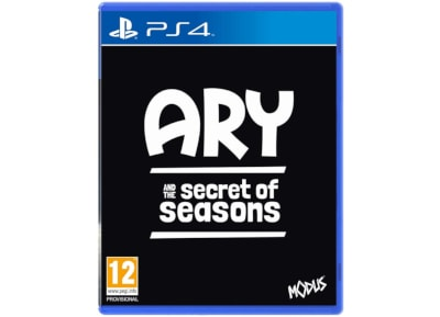 Ary And The Secret Of Seasons - PS4 Game