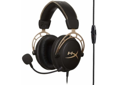 HyperX Cloud Alpha - Gaming Headset Gold