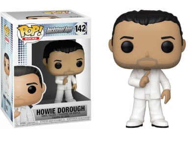 Φιγούρα Funko Pop! Rocks - Backstreet Boys -  Howie Dorough