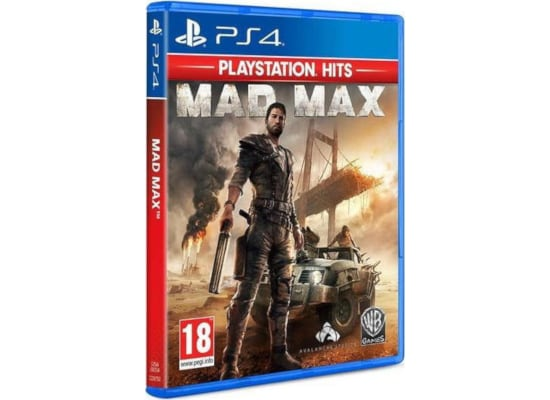 Mad Max Playstation Hits - PS4 Game