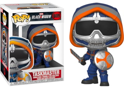Φιγούρα Funko Pop! Black Widow - Taskmaster With Shield