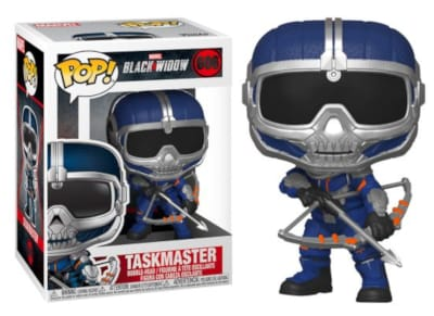 Φιγούρα Funko Pop! Black Widow - Taskmaster With Bow