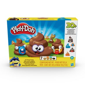 Play Doh Lil Poop Troop