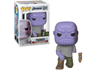 Φιγούρα Funko Pop! Marvel - Endgame - Thanos with Magnetised Armed Exclusive