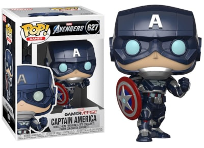 Φιγούρα Funko Pop! Marvel - Captain America (Stark Tech Suit)