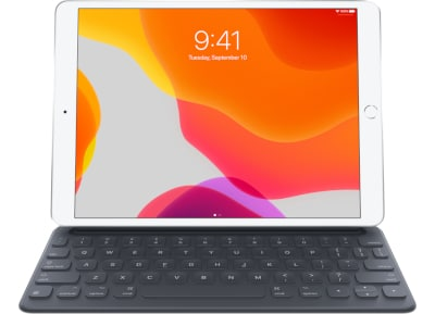 Apple Smart Keyboard iPad 10.2 7th/Air 3 Ελληνικά (GR) - Μαύρο