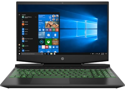 "Laptop HP Gaming Pavilion 15.6"" (i7-9750H/16GB/512GB SSD/GeForce GTX 1650) 15-dk0017nv"