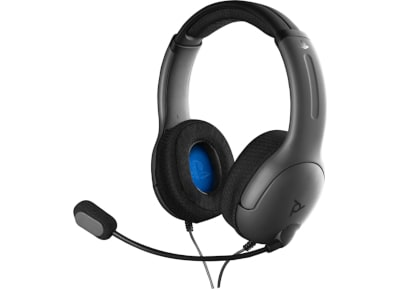 Gaming Headset PDP LVL40 Wired PS4 - Grey