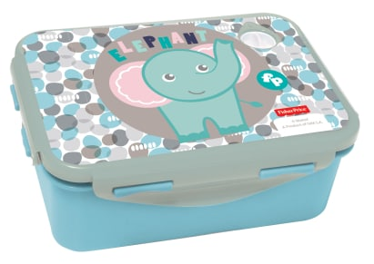 Δοχείο Φαγητού GIM Happy Elephant Fisher Price