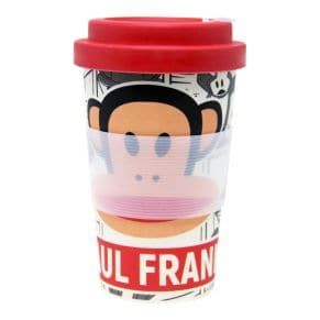 Bamboo Cup GIM BMU Paul Frank Comic 350 ml