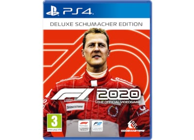 F1 2020 Deluxe Schumacher Edition - PS4 Game