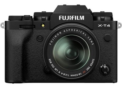 Mirrorless Camera Fujifilm X-T4 body - Μαύρο