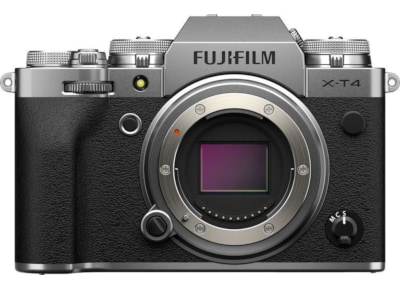 Mirrorless Camera Fujifilm X-T4 body - Ασημί