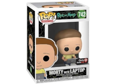 Φιγούρα Funko Pop! Rick and Morty - Special Edition Morty with Laptop