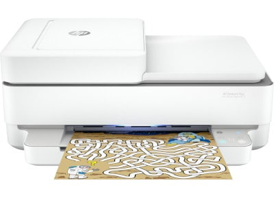 Πολυμηχάνημα HP DeskJet Plus Ink Advantage 6475 All-in-One - Έγχρωμο Inkjet A4 με FAX & WiFi