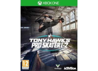 Tony Hawk Pro Skater 1&2 Remastered - Xbox One Game