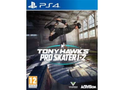 Tony Hawk Pro Skater 1&2 Remastered - PS4 Game