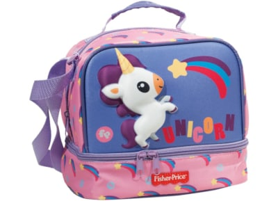 Tσαντάκι Φαγητού GIM Fisher Price Unicorn Rainbow
