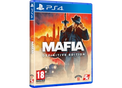 Mafia Definitive Edition - PS4 Game