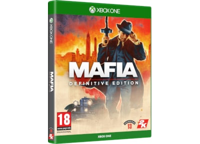 Mafia Definitive Edition - Xbox One Game