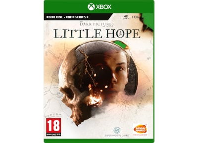 The Dark Pictures: Little Hope - Xbox One Game